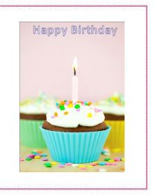 use microsoft office to make your own birthday cards