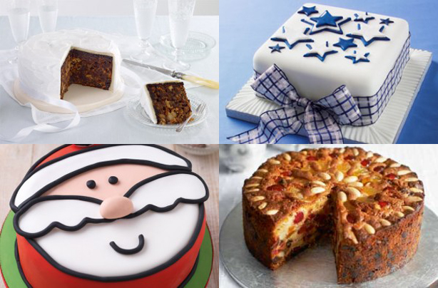 Cake Decor Recipes : Fondant Christmas cake decorations - goodtoknow