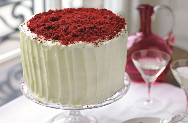 Stacie Stewart Red Velvet Cake