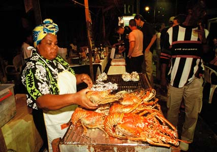 Easy escapes st lucia marie claire for Friday night fish fry near me