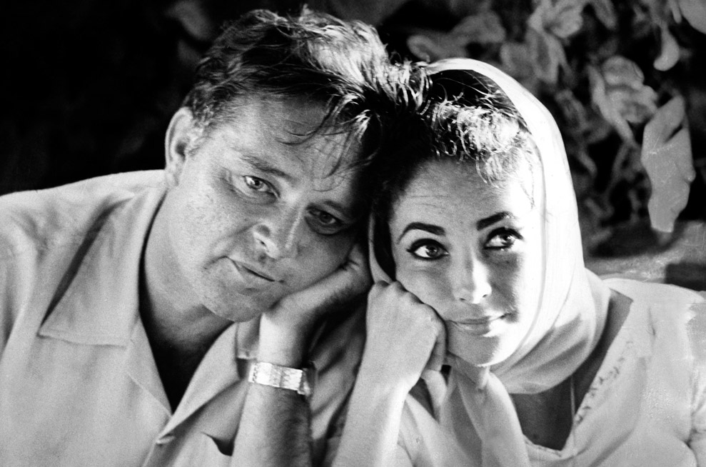 Elizabeth Taylor And Richard Burton Wedding Elizabeth Taylor Richard