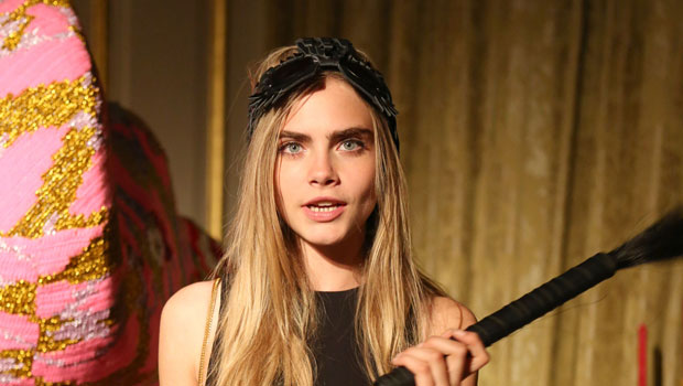 50 Shades Of Grey LATEST: Cara Delevingne Auditions For A ...