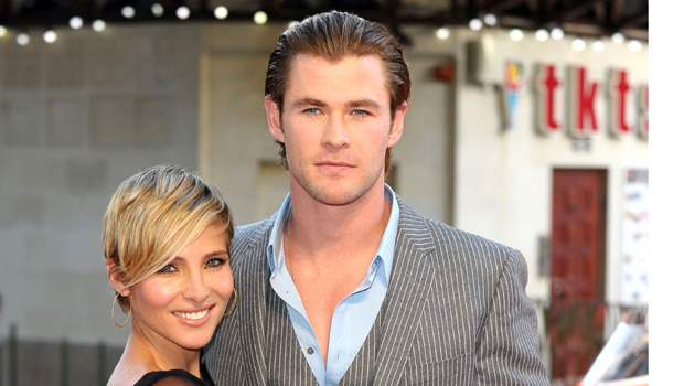 Are Chris Hemsworth Eyes Really Blue Chris looked drool-worthy as
