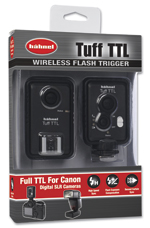 Xmas gift guide - Hahnel Tuff TTL wireless flash trigger