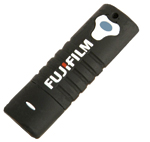 Xmas gift guide - Fujifilm rubber USB flash drive