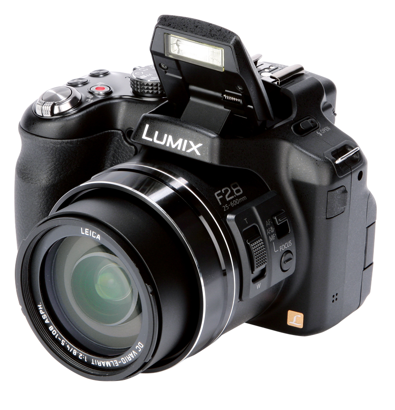 Best bridge camera 2014 - Panasonic DMC FZ200