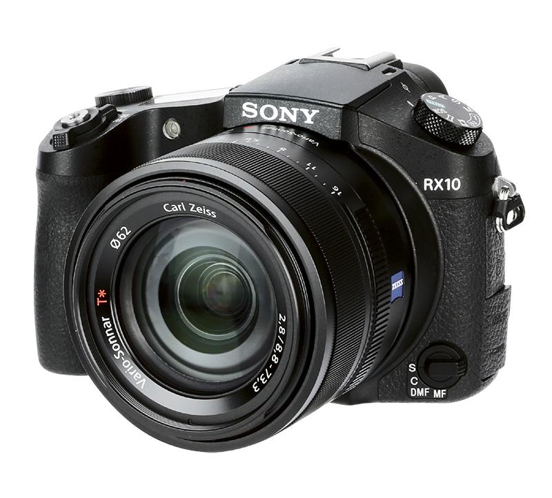 Best bridge camera 2014 - Sony RX10