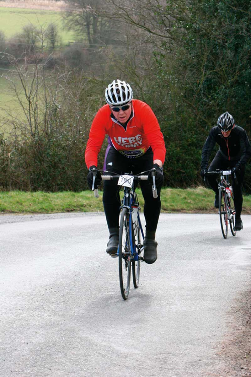 cyclo sportive, british sportive, british cycling event 2009,