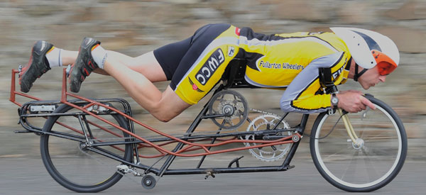 Graeme Obree Ihpva Land Speed Record Challenge Now To
