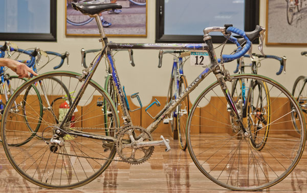dating colnago bikes Colnago for sale, alan, eddy merckx, roberts, gitane vintage road bikes components and groupsets from campagnolo and shimano including, nuovo and super record.