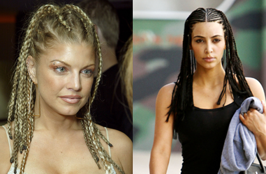 TOP 10 HAIR AND BEAUTY FROM THE LAST DECADE   TOP 10: HAIR AND BEAUTY TRENDS OF THE PAST THREE DECADES cornrows