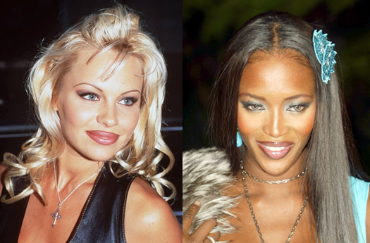 TOP 10 HAIR AND BEAUTY FROM THE LAST DECADE   TOP 10: HAIR AND BEAUTY TRENDS OF THE PAST THREE DECADES lipliner