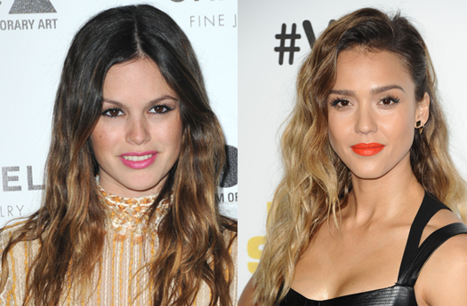 TOP 10 HAIR AND BEAUTY FROM THE LAST DECADE   TOP 10: HAIR AND BEAUTY TRENDS OF THE PAST THREE DECADES ombre