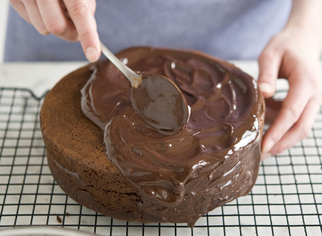 How To Make Chocolate Cake Woman And Home