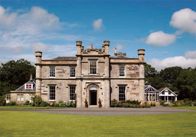 Scotland country houses for sale listed mansion in for Country mansion for sale