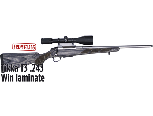 Tikka T3 rifles have a repution for stalking