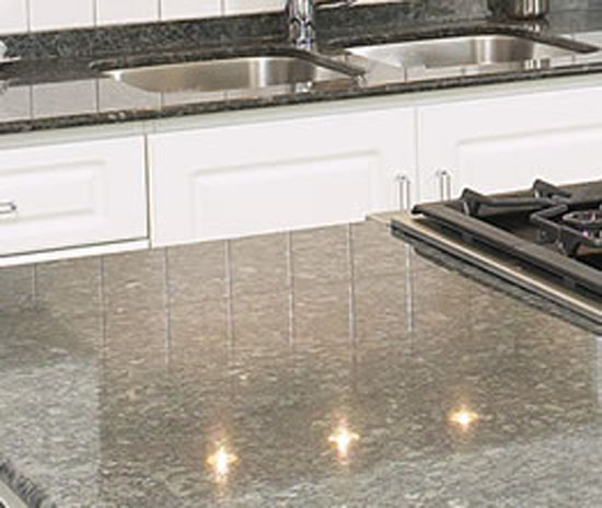 Granite is very low-maintenance, though wine and citric spills must be mopped up immediately