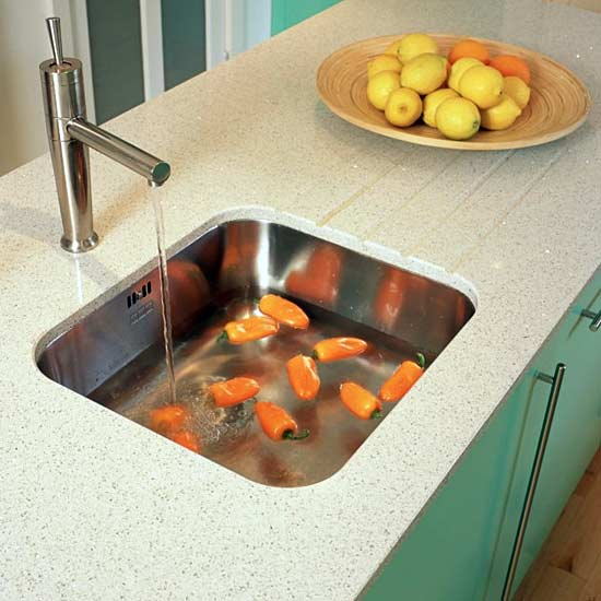 The ideal choice if you want a seamless run of worktop