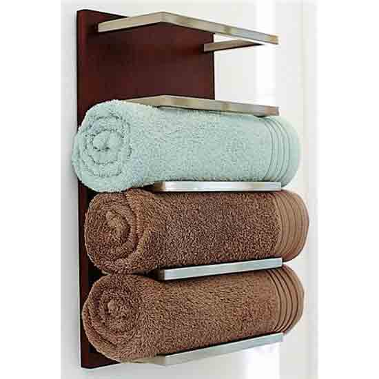 Bathroom towel storage ideas 2017 2018 best cars reviews for Towel storage for bathroom ideas