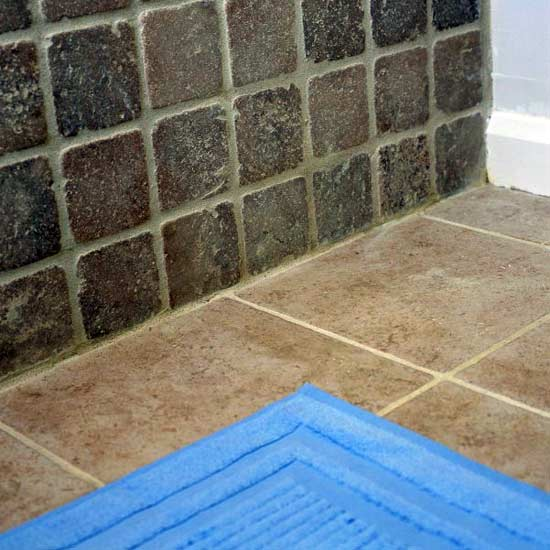 14 hours after laying the tiles, you can get grouting!