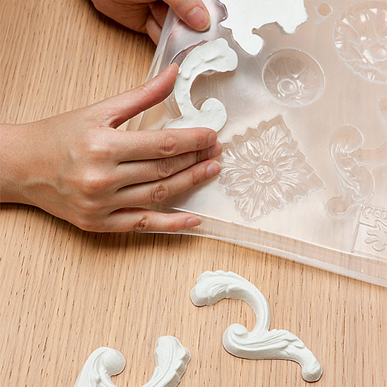 Image of molds