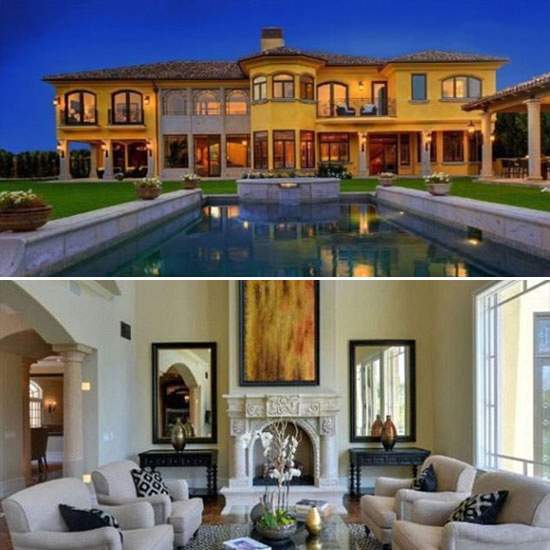 Kim and Kanye's Italian-style villa features a whopping 800 sq m of living space \ Trulia