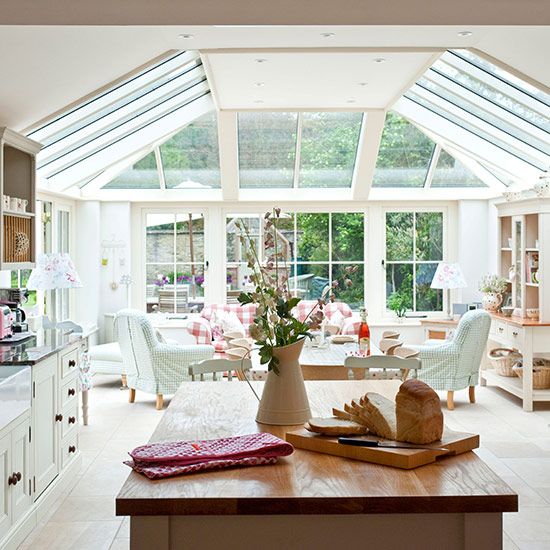 Loft conversion is best way to add value to a property news for Open plan kitchen ideas uk